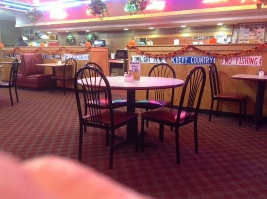 Jerry S Restaurant Corvette World Is Here