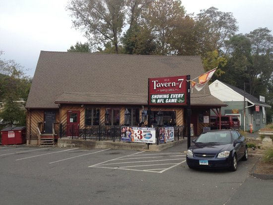 Norwalk Tavern On 7 611 Main Street