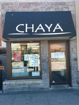 Chaya Restaurant : Great stop