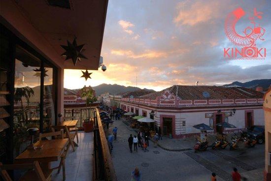 Foro Cultural Kinoki: Disfruta de una de las mejores vistas de San Cristóbal de las Casas