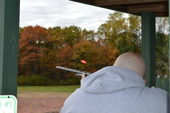 L.L. Bean Outdoor Discovery School: Shooting