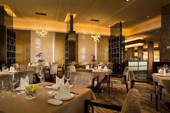 Crowne Plaza Yiwu Expo: Restaurant