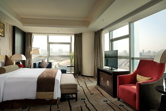 Crowne Plaza Yiwu Expo: Suite