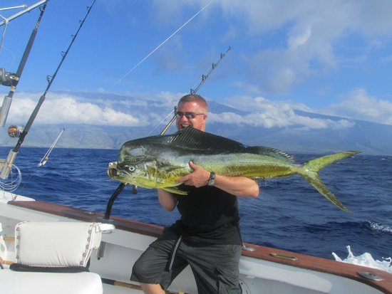 Moelua picture of extreme sport fishing maui lahaina for Maui sport fishing