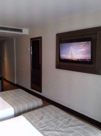 Windsor Palace Hotel: Habitacion
