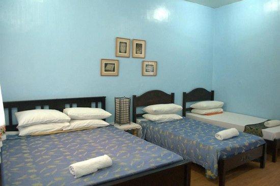 Darayonan Lodge: room interior