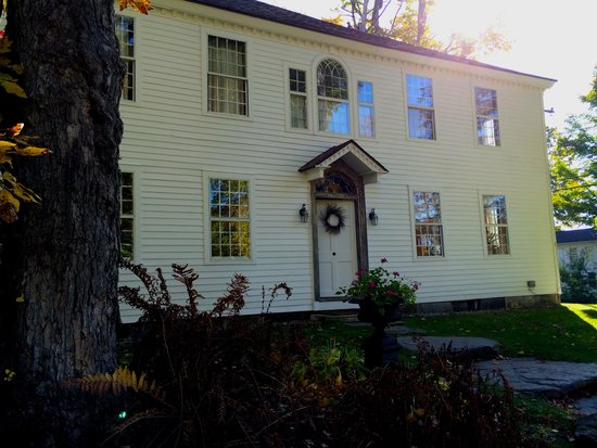 The Old Inn on the Green: The Thayer House