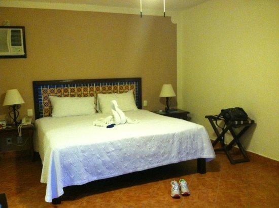 Petit Lafitte: Bedroom