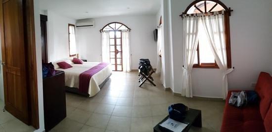 Hotel Galapagos Suites: pieza segundo piso