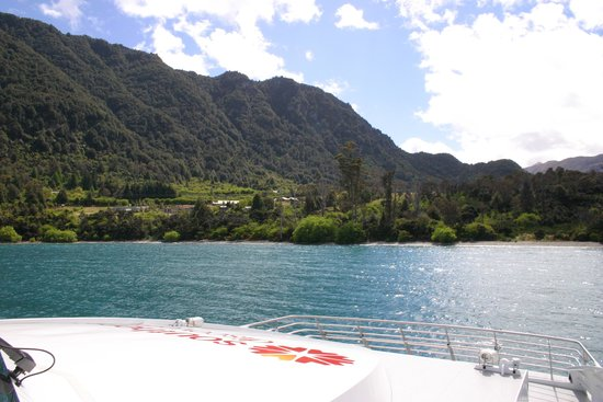 Queenstown Lake Cruise - Southern Discoveries: Bob's Cove
