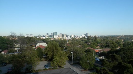 Rydges Parramatta: The view