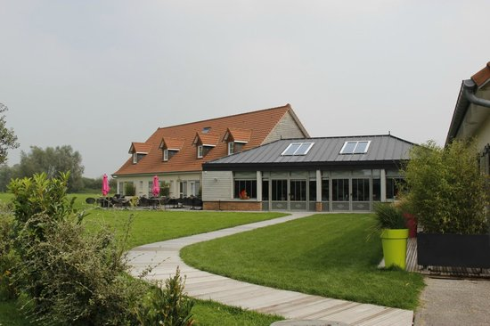 Hôtel Les Saules : L'hotel