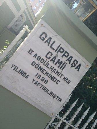 Galip Pasa Cami