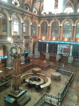 Madrid Stock Exchange