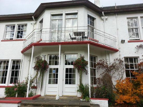 Dunkeld House Hotel: Autumn @Dunkeld
