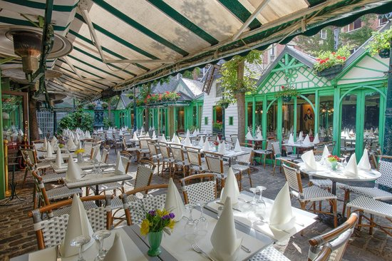 jardin couvert picture of la cremaillere 1900 paris On jardin couvert lyon