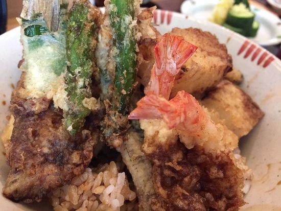 Tenyu: Amazing lunch!