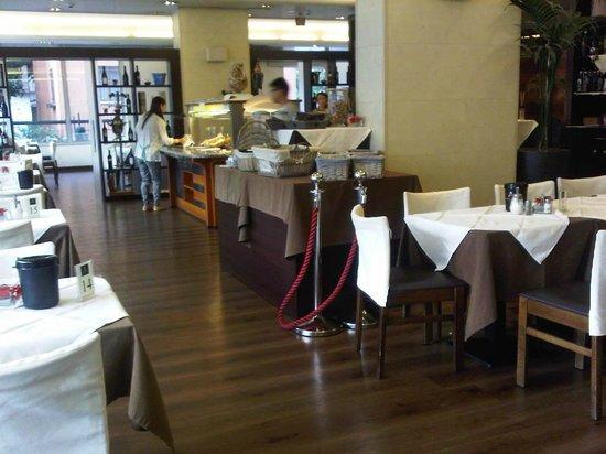 Apogia Sirio Venice: breakfast