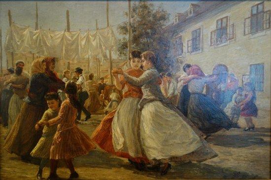 Wien Museum: Johann Michael Kupfer: Der letzte Tanz...