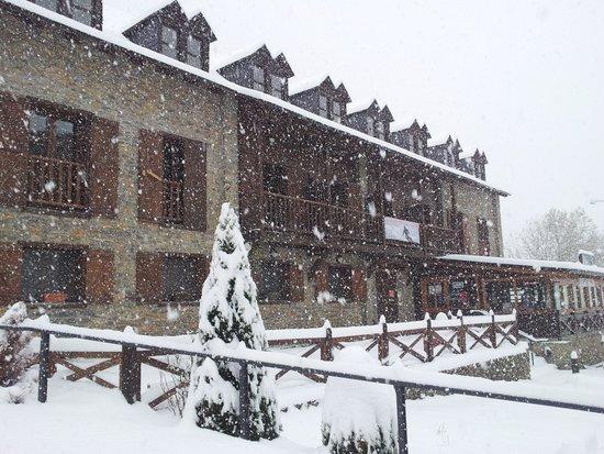 Hostel Les Daines