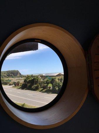 Punakaiki Resort: View