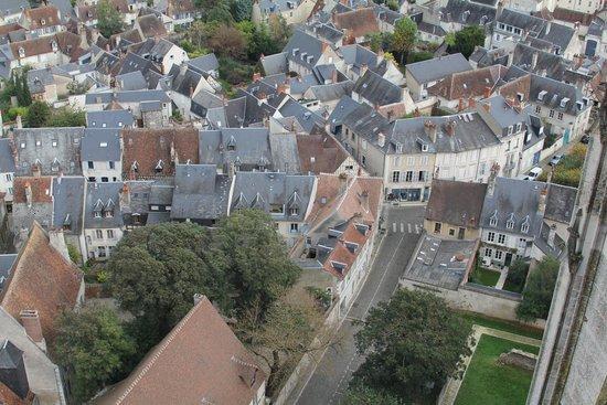 Tour et Crypte de la Cathédrale de Bourges : Bourges