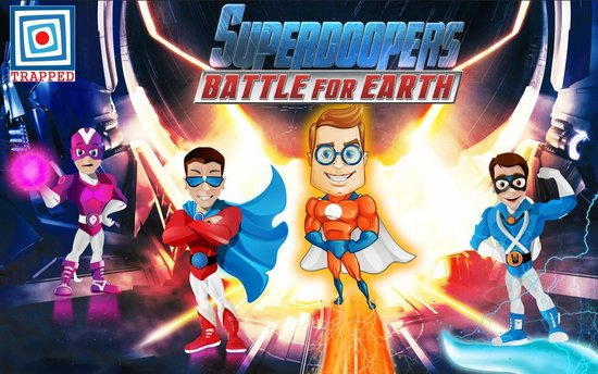 Trapped: The Superdoopers: Battle for Earth