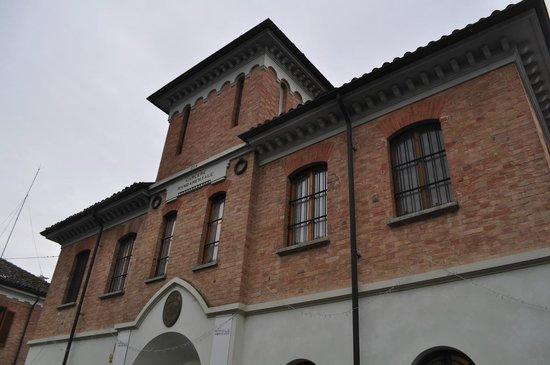 MUSarMO - Museo d'Arte Moderna e Contemporanea