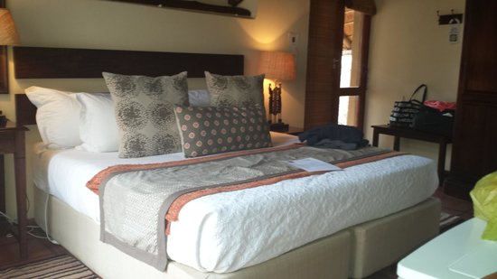 Itaga Luxury Private Game Lodge : Photo of our room