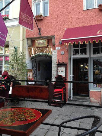 Restoran Troika: Troika Tallinn