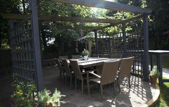 The Marlborough: Garden