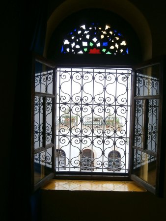 Riad Oudaya: athmosphere