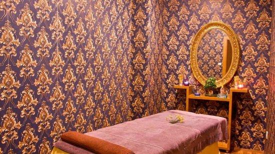 Golden Age Hotel : masaj room