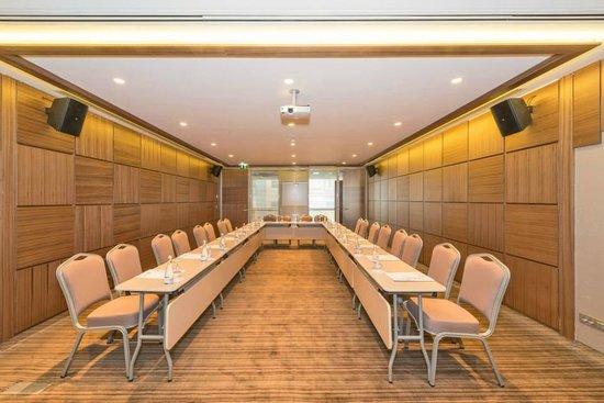 Golden Age Hotel: toplantı salonu