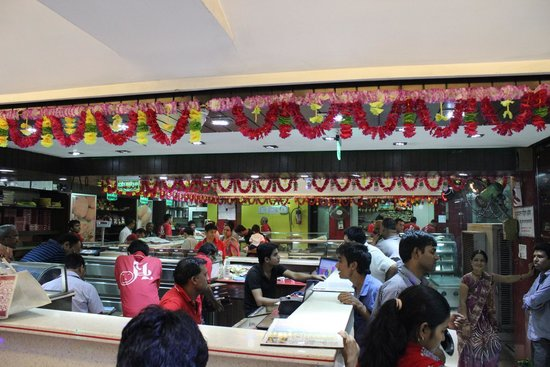 Janta Sweets: Inside the store