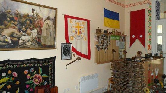 Cossacks Hostel : Common room