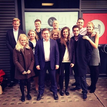HintHunt : Wetherell Team at Hinthut London