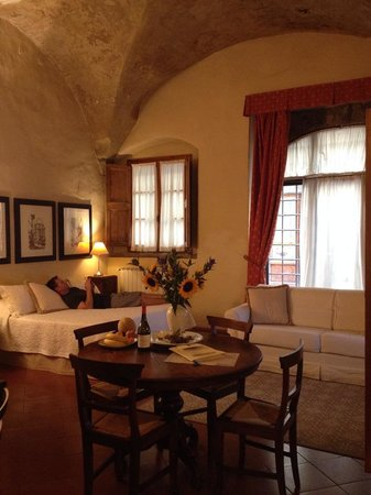 Residence Palazzo Belfiore: Home away from home!