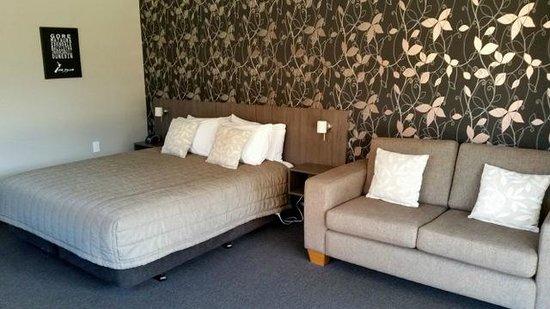 Invercargill TOP 10 Holiday Park : Bedroom