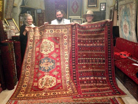 Sultan Carpet: Happy customers
