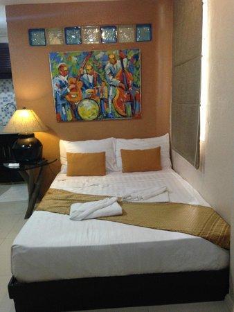 Boracay Gems : Our bed