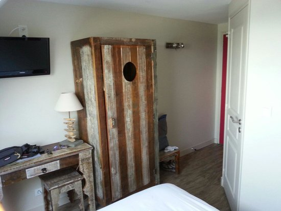 Hotel Vauban : Chambre 202