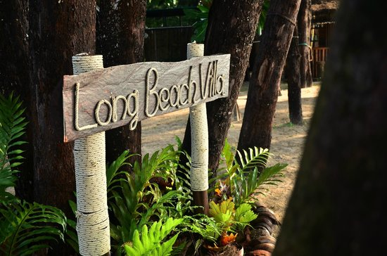 Long Beach Villa: Beach