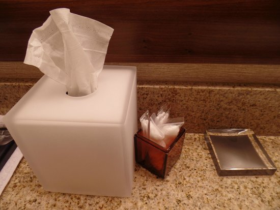 Fremont Marriott Silicon Valley: additional toiletries