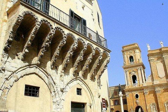 Loggia di Palazzo Balsamo