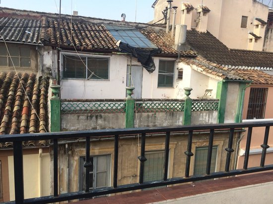 Hostal Navas 14: Balcony view