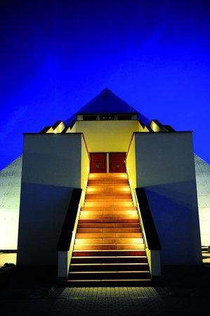 Lennestadt, Germany: Ausstellungs-Pyramide im Galileo-Park
