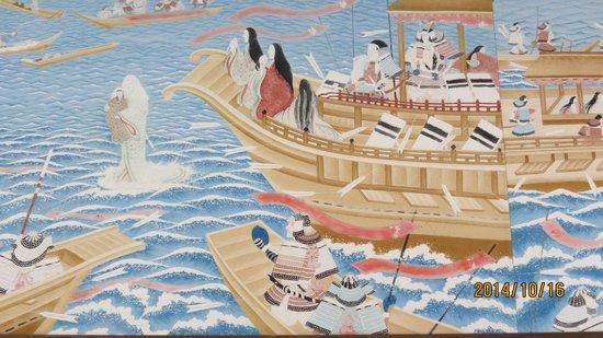 「安徳天皇」の画像検索結果