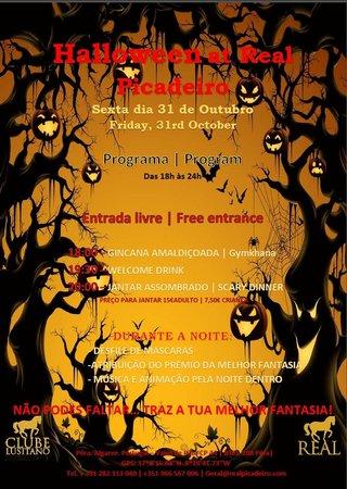 Real Picadeiro: Halloween 31/10/2014