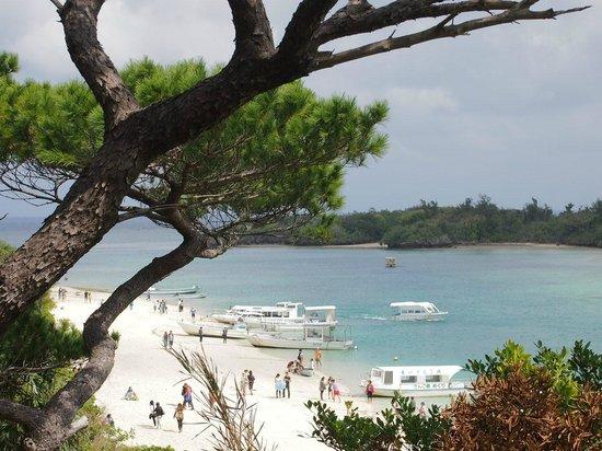 Kabira Marine Service : 川平公園からの景色
